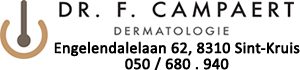 Dokter Frank Campaert - Dermatoloog Brugge - 050 680.940