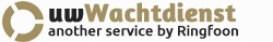 uwWachtdienst - Dé oplossingen voor wachtdiensten - A Service Provided by Ringfoon